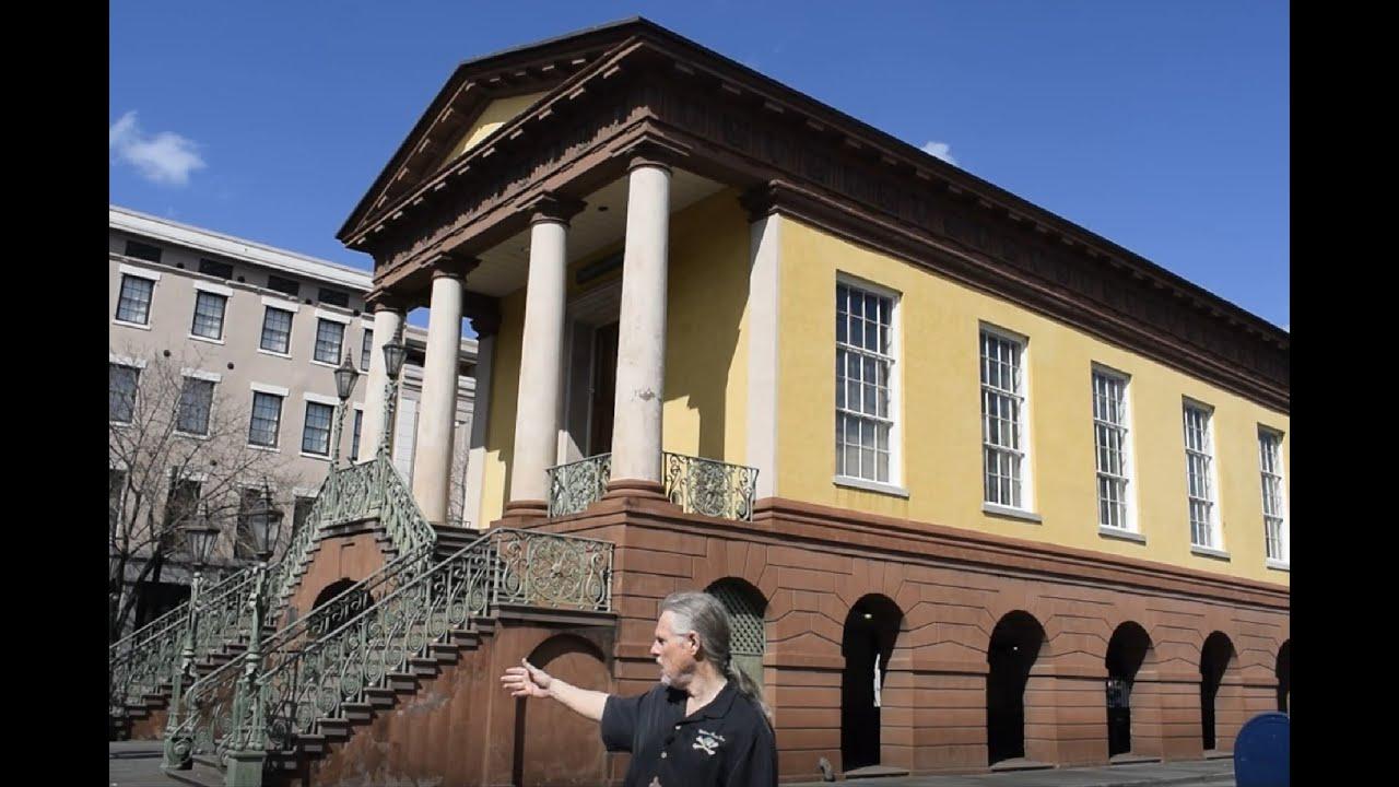 History of the Charleston Market