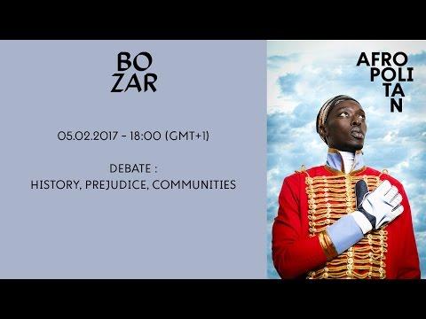 AFROPOLITAN FESTIVAL 2017 - DEBATE : HISTORY, PREJUDICE, COMMUNITIES