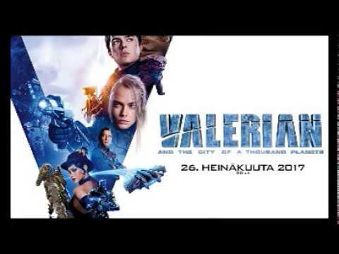Valerian And The City Of A Thousand Planets 2017 Movie Download Hindi