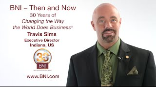 How BNI®, Givers Gain®, & Oprah Winfrey Launched Travis Sims