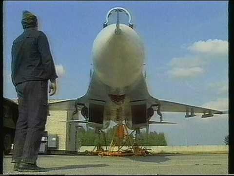 Russian Airforce Combat Tactics