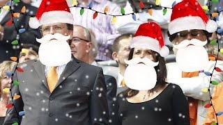A VERY OYSTON CHRISTMAS - BLACKPOOL FC