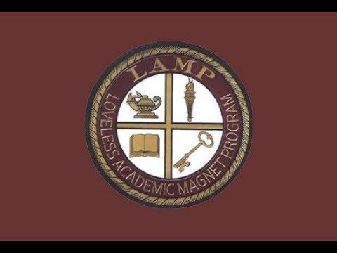 Loveless Academic Magnet Program (LAMP) High School 2017 Graduation Ceremony