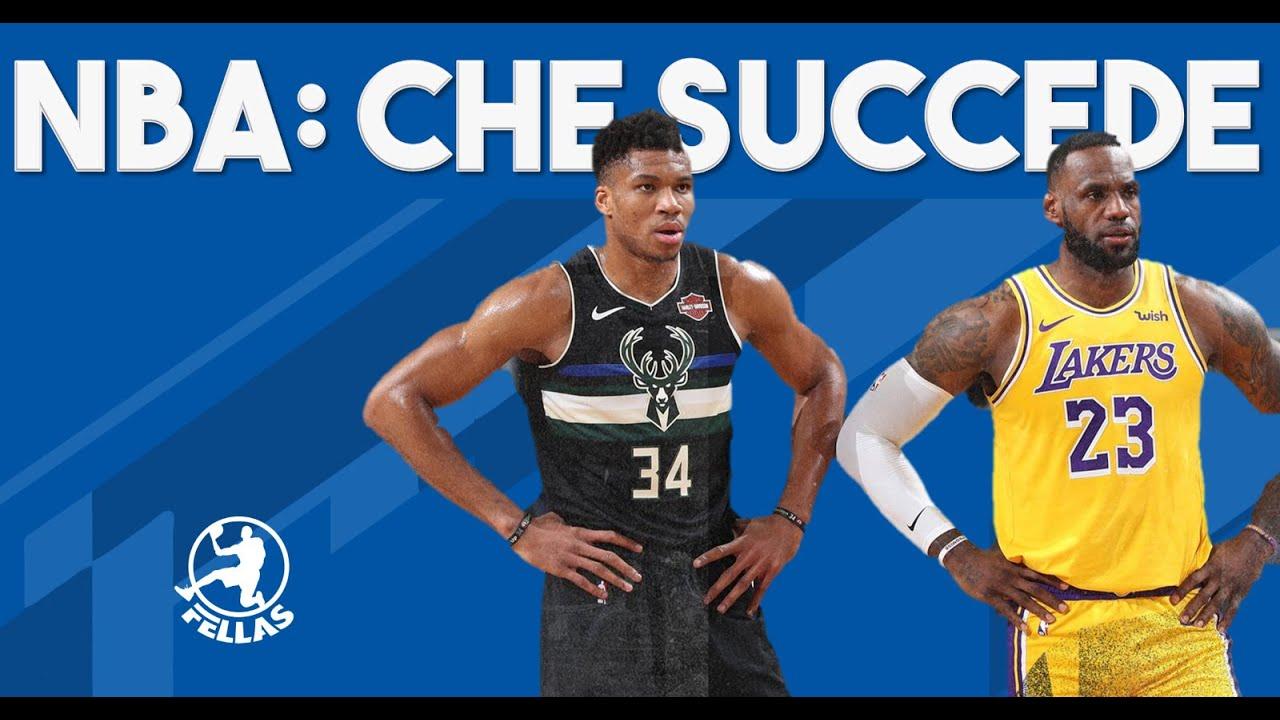 NBA: che succede?