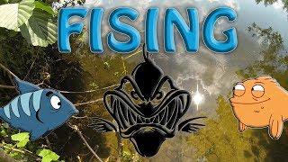 Рыбалка на речных монстров ) Не рыбалка, а просто сказка!