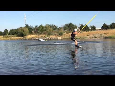 Awesome cable wakeboard