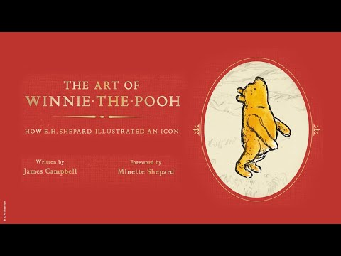the-art-of-winnie-the-pooh:-how-e.-h.-shepard-illustrated-an-icon