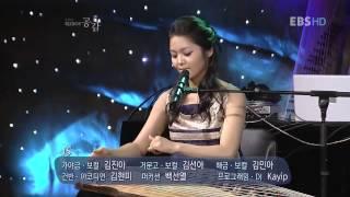Корейские девушки исполняют 'Миллион алых роз'