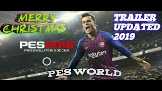 PES 2019 Android iOS Trailer   Game Play Skills and More PRO EVOLUTION SOCCER 2K19