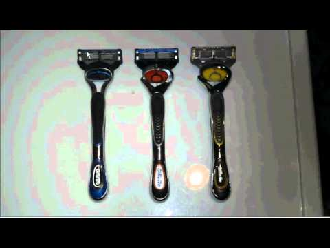 Review Of The Gillette Fusion Proshield Flexball Men S