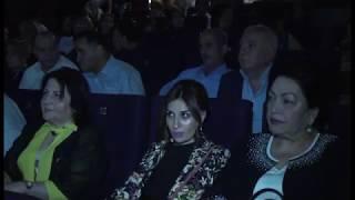 Şair publisit Taleh Həmidin  65 illik yubileyinə həsr olunmuş xatirə gecəsi 1 hissə