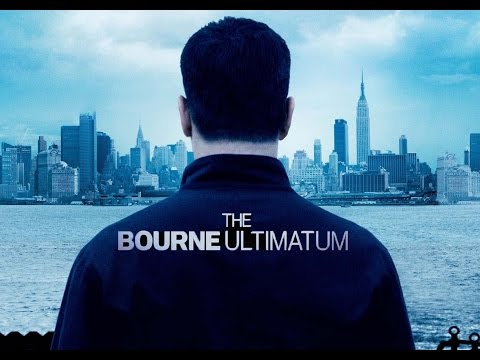 The Bourne Ultimatum  Extreme Ways