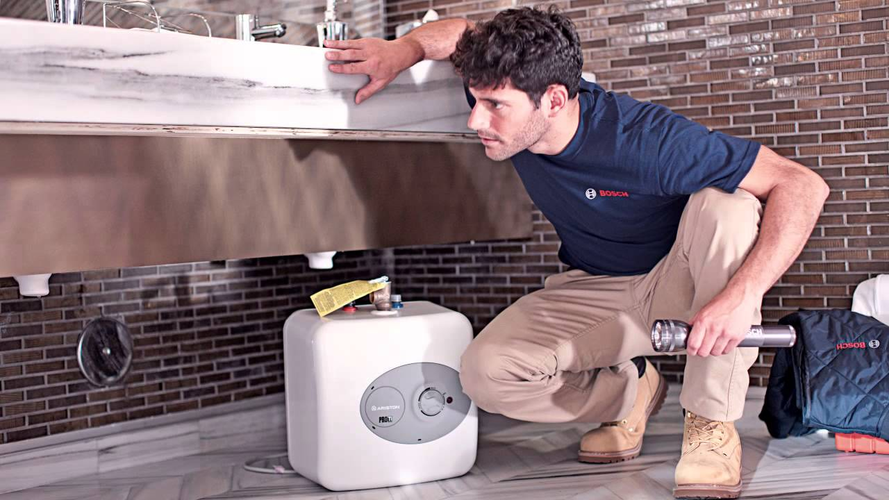 Bosch 3000t Instant Mini Tank Hot Water Heater