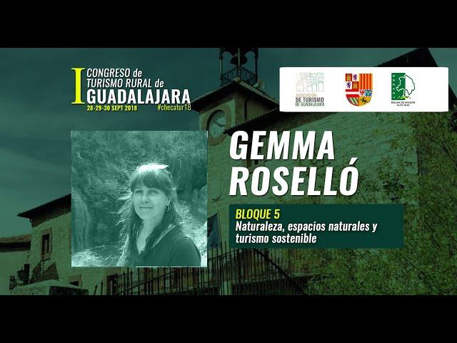 #checatur18 - Gemma Roselló - Bloque 5