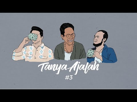 Tanya Ajalah Vol. 3   Zona Nyaman