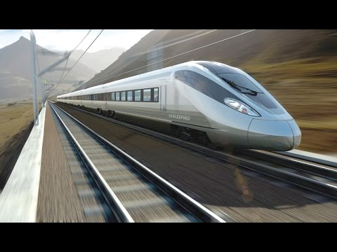 High Speed rail for the United Arab Emirates, Saudi Arabia and Qatar