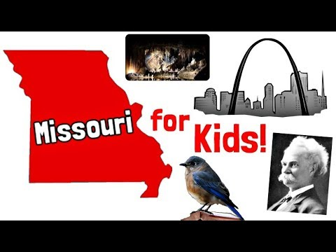 Missouri for Kids | US States Learning Video