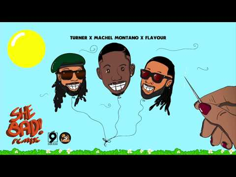 She Bad Remix (Official Audio) | Turner ft. Machel Montano & Flavour | Soca 2018