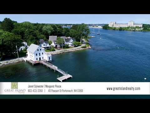 Piscataqua Cafe | New Castle, NH | MLS# | Janet Sylvester | Great Island Realty
