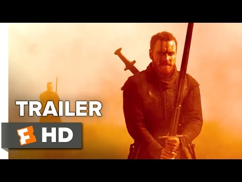 Macbeth Official US Release Trailer (2015) - Michael Fassben