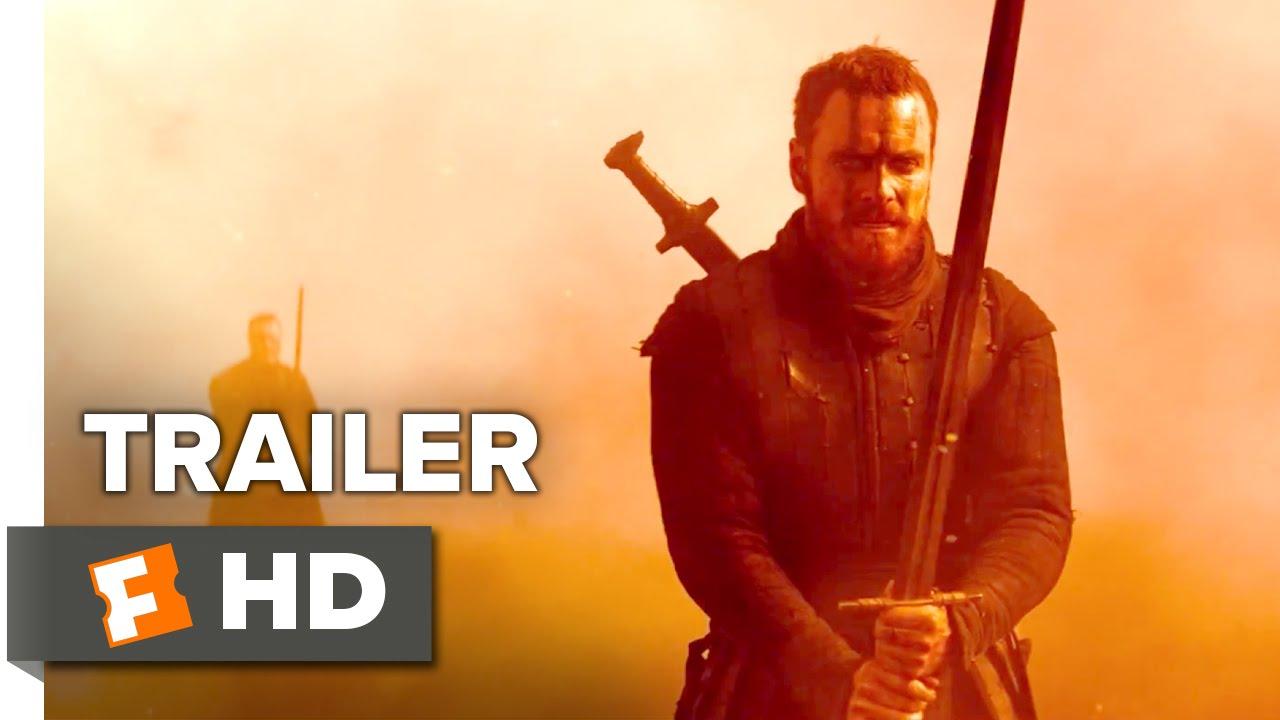Macbeth Official Us Release Trailer 2015 Michael Fassbender War Drama Hd