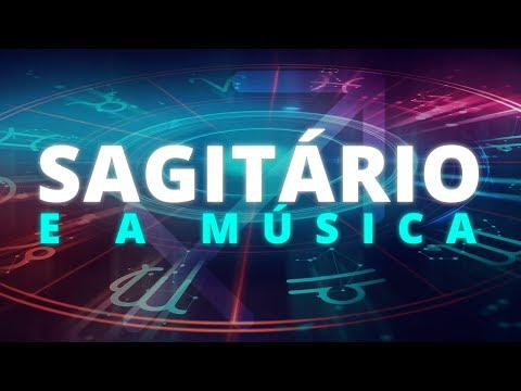 Video - SIGNO SAGITÁRIO - CANTORES SAGITARIANOS