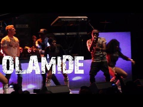 Olamide   Durosoke Performing Live in London