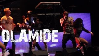 Olamide Durosoke Performing Live in London