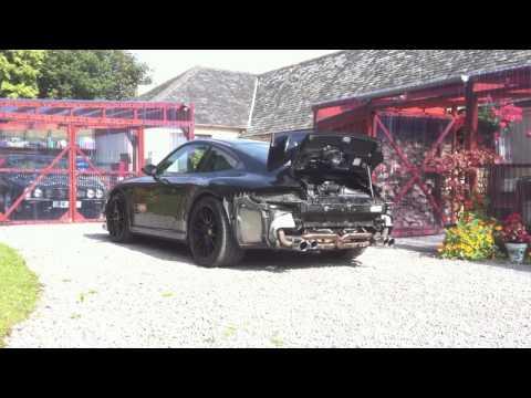 Porsche 997 Fabspeed Cat Bypass X-pipe