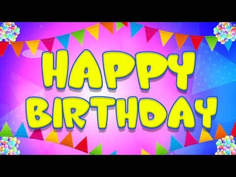 Selamat Ulang Tahun Lagu | Lagu Anak | Pesta ulang tahun | Kids Channel Indonesia | Happy Birthday