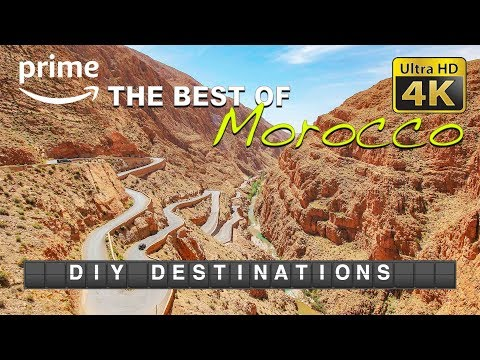 DIY Destinations (4K) - Morocco Budget Travel Show    Full Episode
