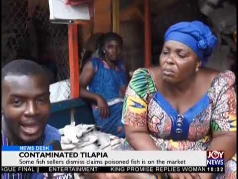 Contaminated Tilapia - News Desk on JoyNews (24-10-18)