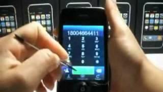 iPhone 3G I9 2-sim. Купить в Сыктывкаре www.mobil11.ru(Мобильный телефон iPhone I9+++ - это недорогая копия iPhone серии 3G с богатой функциональностью, работает в сетях..., 2011-10-12T08:09:21.000Z)