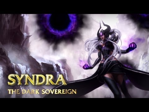 Syndra: Champion Spotlight | Gameplay - League of Legends