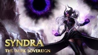 Syndra: Champion Spotlight | Gameplay - League of Legends