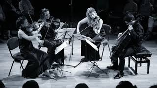 Mozart Quartet 'Prussian' in D Major K 575, performed live by the Albion Quartet