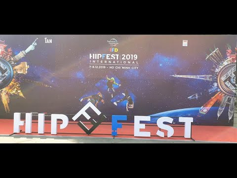Hipfest 2019 Recap Day 1 | 19 Countries