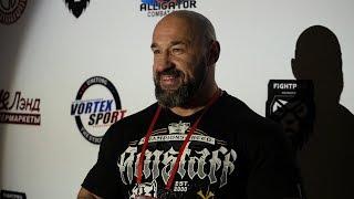 Сергей Карандашов: Vortex Sport Battle должен проводиться на больших аренах