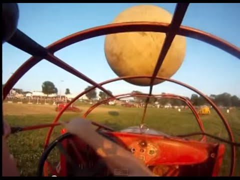 "Auto Pushball 2012 (62 Years Later) Malvern, Iowa 4th of July ""Teaser"""