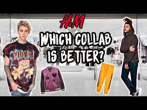 Justin Bieber Or The Weeknd H&M Collab: Which Is Better? Shopping, Haul, Try On, Outfits...