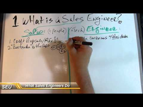 SEU 001 What Is Sales Engineering?