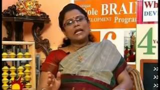 Parenting Tips by Dr. Parameswari, BrainCarve - Brain Development Program for 5Yrs and Above