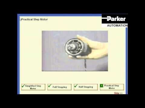 How does a step motor or stepper motor work youtube for How does a stepper motor work