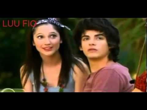 Violetta 2-Ana,Francesca y Marco