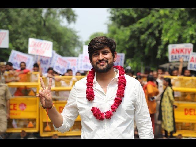 Shakti Singh ABVP DUSU Election 2018  DELHI University