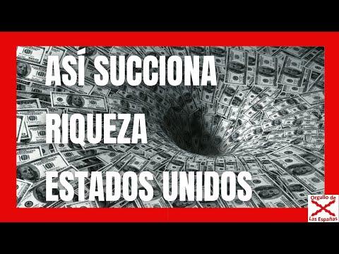 Así succiona riqueza EEUU: confesiones de un sicario económico