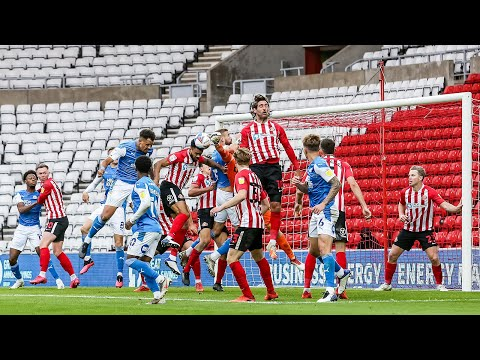 Sunderland Peterborough Goals And Highlights