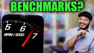 How should we benchmark the iPhone XS? How the XS is slower than my iPhone SE...