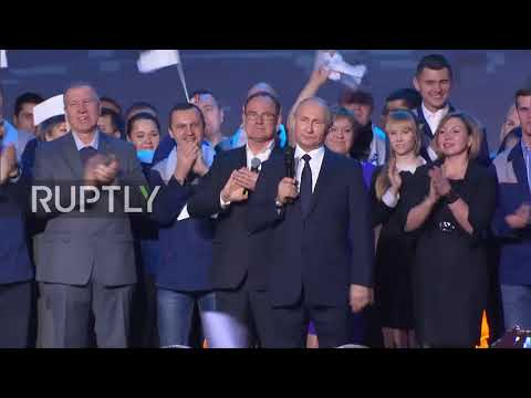 Russia: Putin will seek new six-year term in 2018 elections