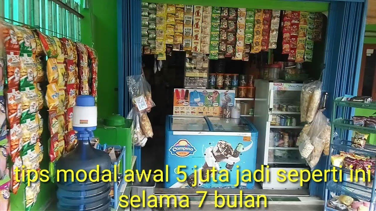 TIPS BUKA USAHA WARUNG SEMBAKO AGAR CEPAT KOMPLIT - YouTube